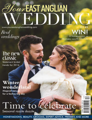 Your East Anglian Wedding Issue 16