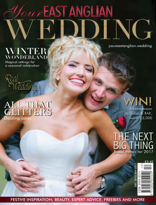Your East Anglian Wedding Issue 22