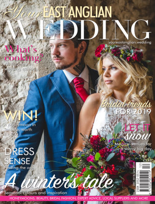 Your East Anglian Wedding December January