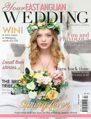 Your East Anglian Wedding April May 2019