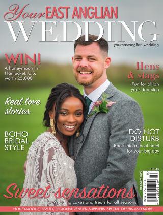 Your East Anglian Wedding Oct/Nov 2019