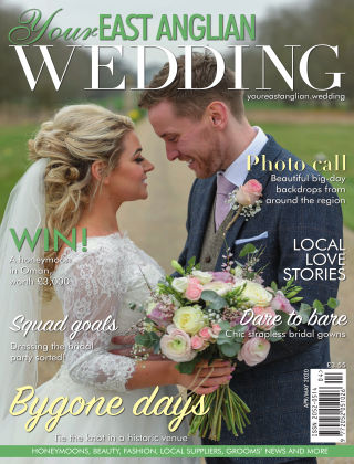 Your East Anglian Wedding Apr/May