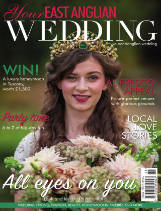 Your East Anglian Wedding August/September