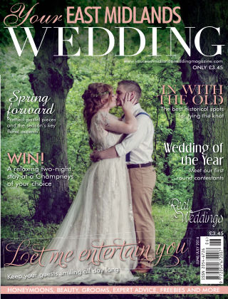 Your East Midlands Wedding Issue 14
