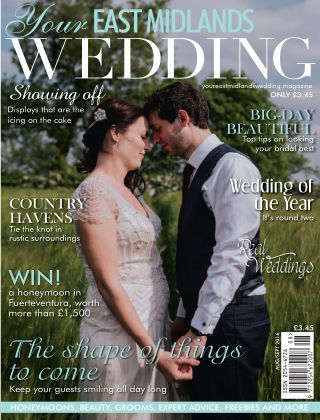 Your East Midlands Wedding Issue 15