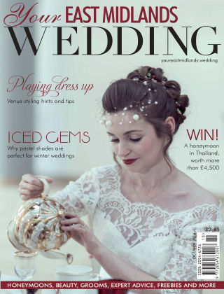 Your East Midlands Wedding Issue 16