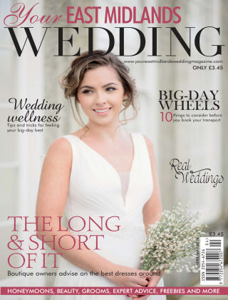 Your East Midlands Wedding Issue 13