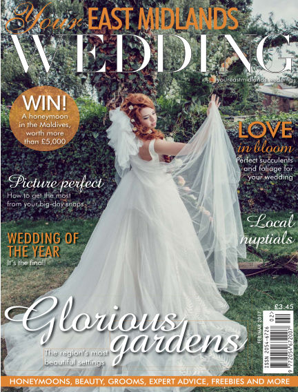 Your East Midlands Wedding January 17, 2017 00:00