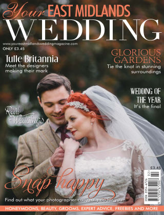 Your East Midlands Wedding Issue 12