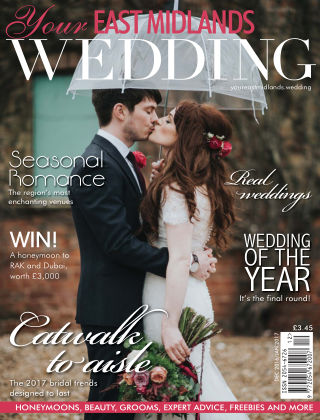 Your East Midlands Wedding Issue 17