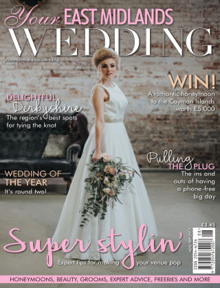 Your East Midlands Wedding Issue 21