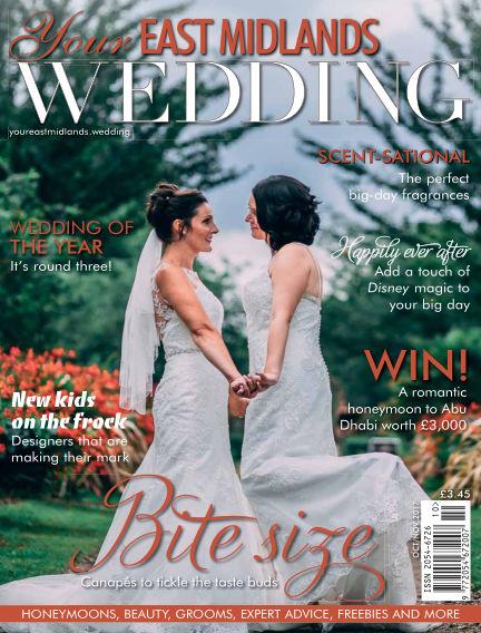 Your East Midlands Wedding September 28, 2017 00:00