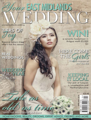 Your East Midlands Wedding Issue 25