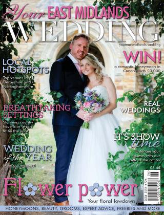 Your East Midlands Wedding JuneJuly 2018