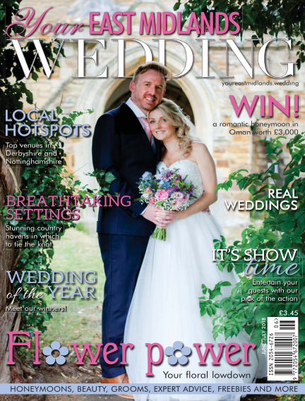 Your East Midlands Wedding June 01, 2018 00:00
