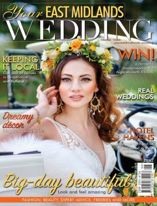 Your East Midlands Wedding AugustSeptember