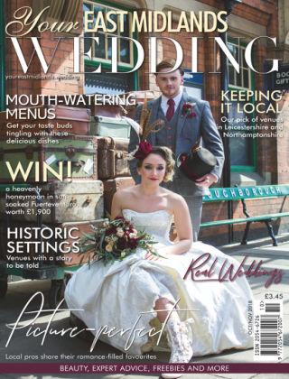 Your East Midlands Wedding Oct Nov