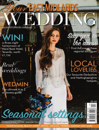 Your East Midlands Wedding December January
