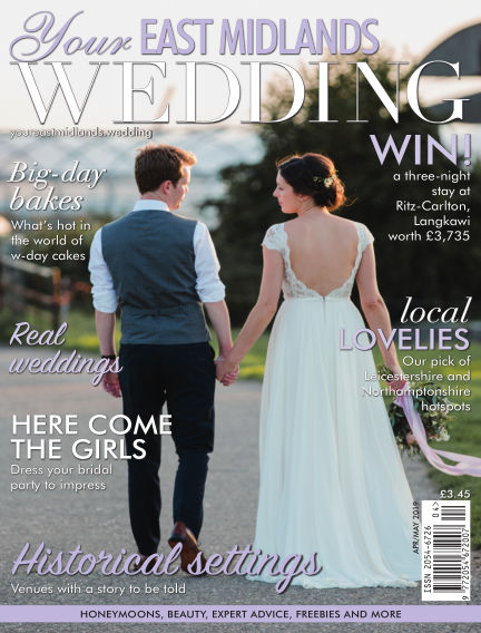 Your East Midlands Wedding March 29, 2019 00:00