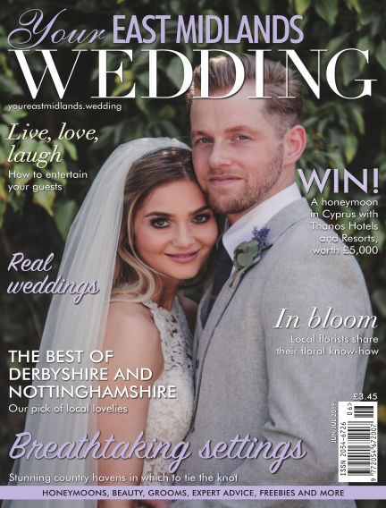 Your East Midlands Wedding May 31, 2019 00:00