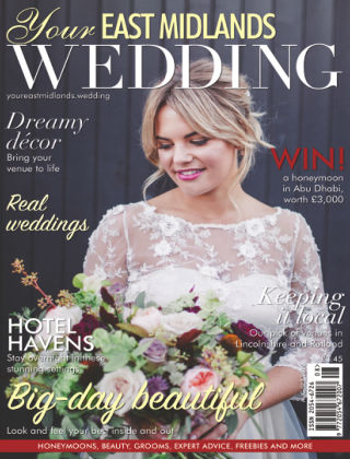 Your East Midlands Wedding Aug Sep 2019