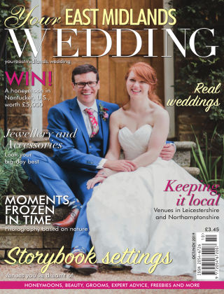 Your East Midlands Wedding Oct/Nov 2019