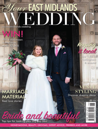 Your East Midlands Wedding June/July