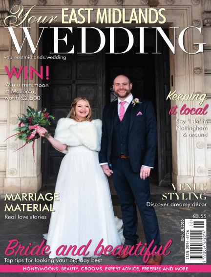 Your East Midlands Wedding June 05, 2020 00:00