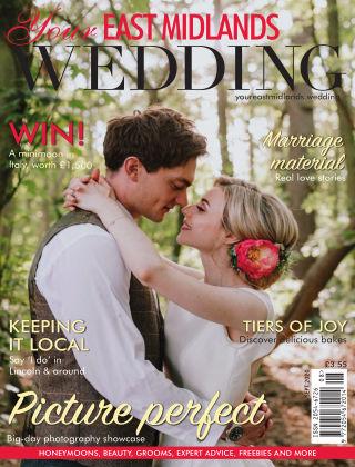 Your East Midlands Wedding August/September