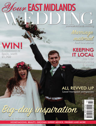 Your East Midlands Wedding October/November