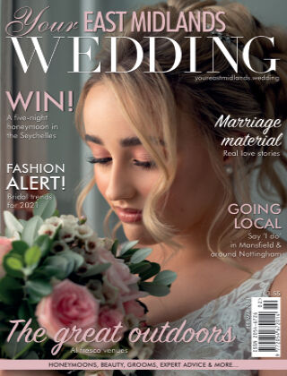 Your East Midlands Wedding February/March 2021