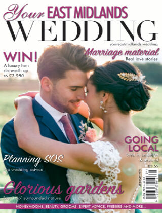 Your East Midlands Wedding April/May 2021