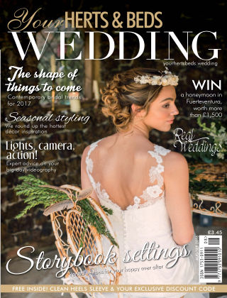 Your Herts & Beds Wedding Issue 57