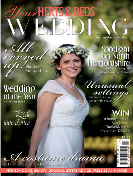 Your Herts & Beds Wedding January 19, 2017 00:00