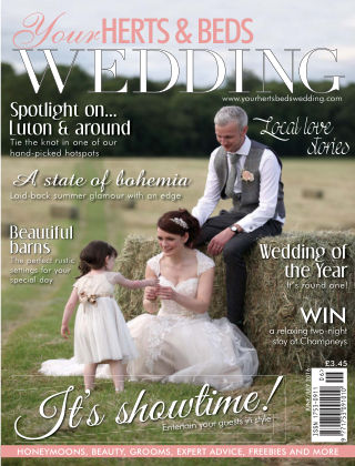 Your Herts & Beds Wedding Issue 56