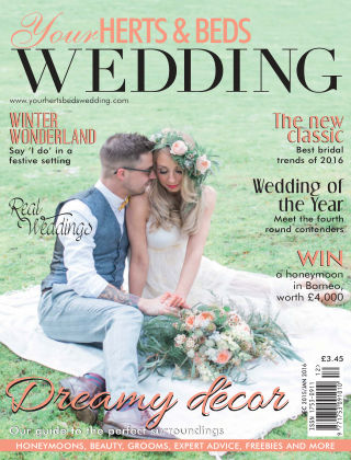 Your Herts & Beds Wedding Issue 53