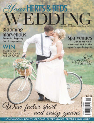 Your Herts & Beds Wedding Issue 55