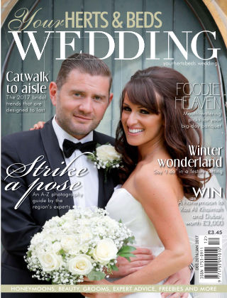 Your Herts & Beds Wedding Issue 59