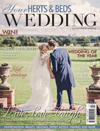 Your Herts & Beds Wedding Issue 60