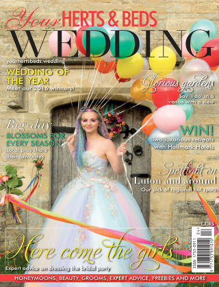 Your Herts & Beds Wedding Issue 61