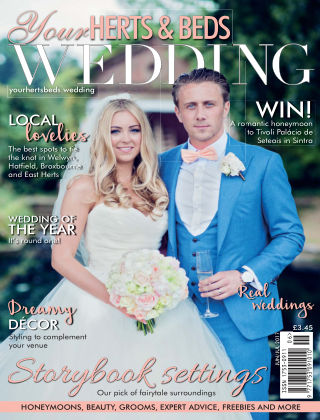 Your Herts & Beds Wedding Issue 62