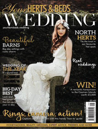 Your Herts & Beds Wedding Issue 63