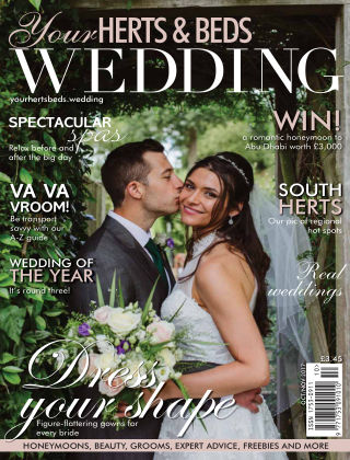 Your Herts & Beds Wedding Issue 64