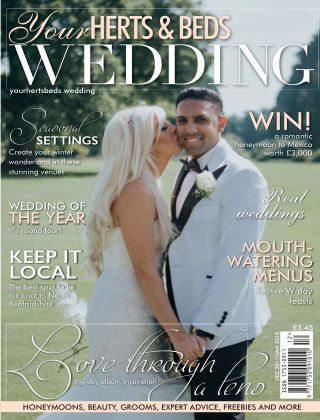 Your Herts & Beds Wedding Issue 65