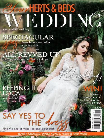 Your Herts & Beds Wedding September 28, 2018 00:00