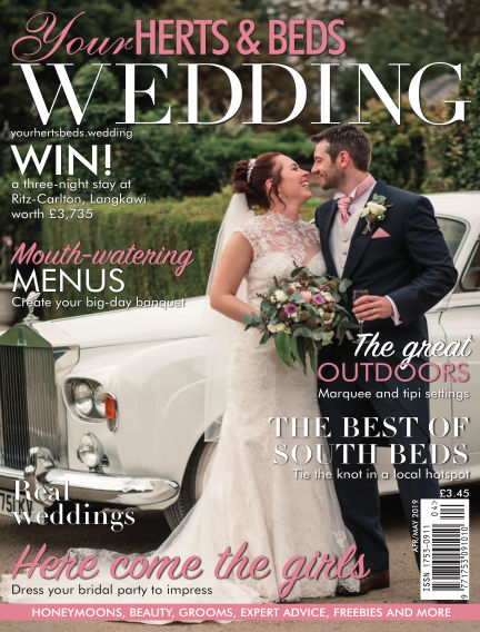 Your Herts & Beds Wedding March 29, 2019 00:00