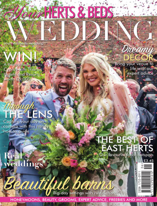 Your Herts & Beds Wedding June July 2019
