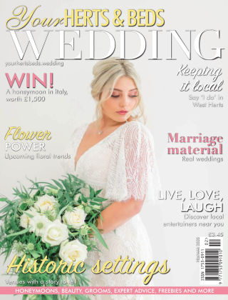 Your Herts & Beds Wedding Feb/March 2020