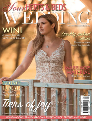 Your Herts & Beds Wedding April/May 2021