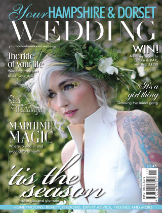 Your Hampshire & Dorset Wedding Issue 59